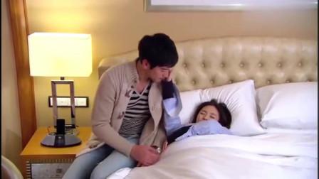 遇见王沥川:小秋偷偷穿总裁衬衣,结果却在柜子里睡着了