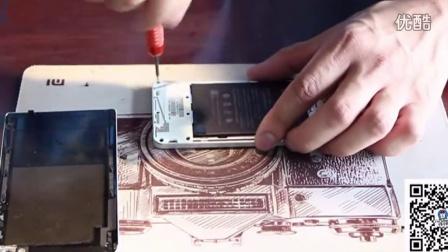 小米note拆机视频 更换液晶显示屏幕 外屏玻璃教程