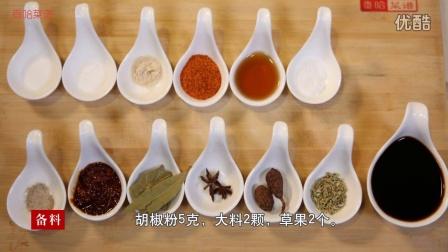 【香哈菜谱为爱做道菜】臊子面-美食家常菜做法食谱视频教学