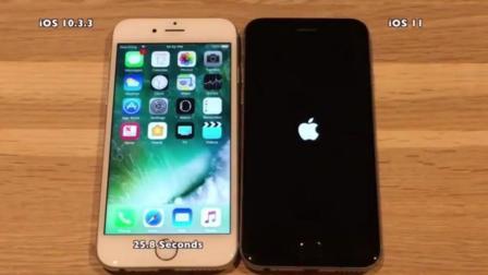 iPhone 6 升级iOS11正式版对比iOS10.3.3 iOS11值得升级吗