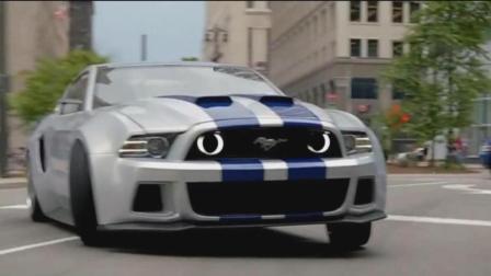 每个男人心中都有一辆野马, 超赞的几部赛车电影