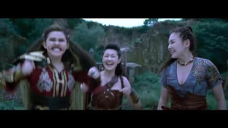 王晶最新大作《降魔传》精彩片段合辑!一次省回影票钱