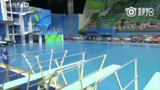 菲律宾跳水就很有灵性了