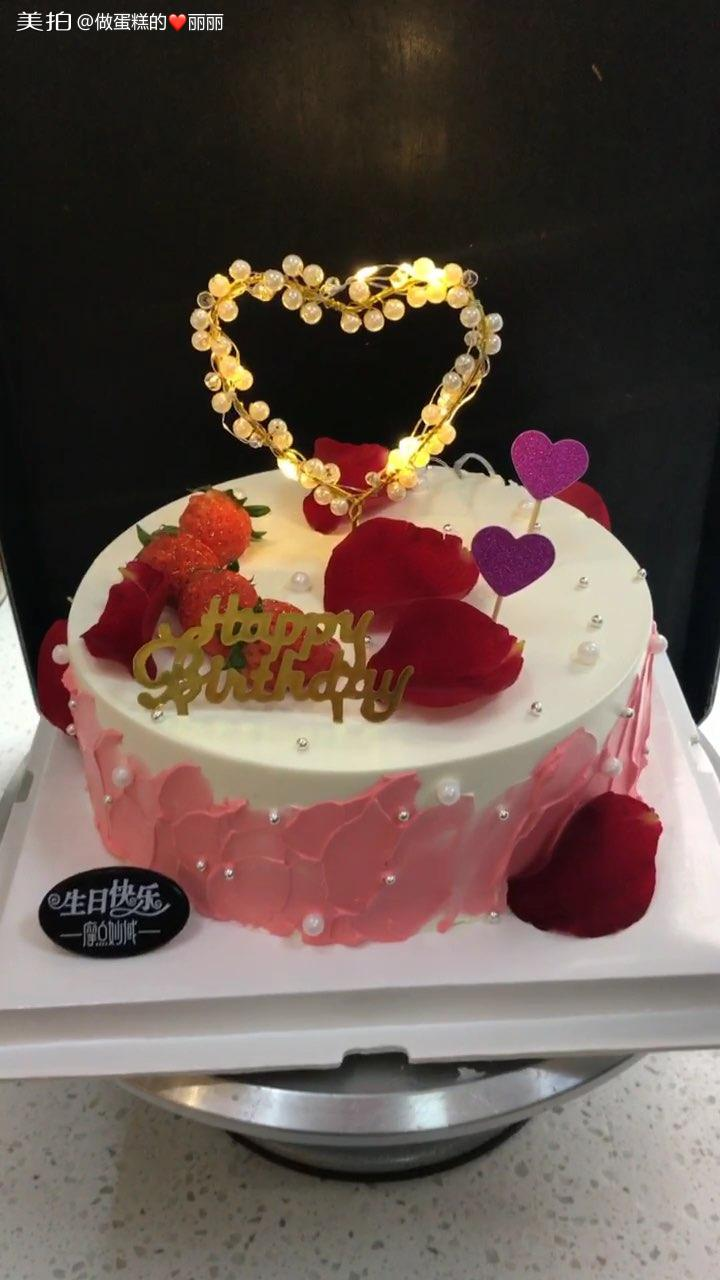 这么美的蛋糕你不进来看看嘛?