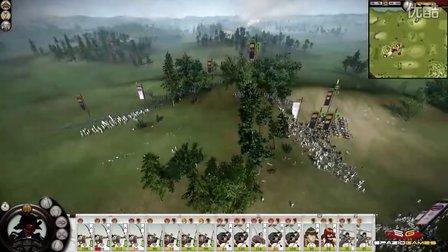 全面战争:幕府将军2-伊达家演示!