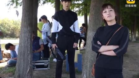 《亲爱的活祖宗》幕后拍摄花絮,陈哲远演的太投入了!