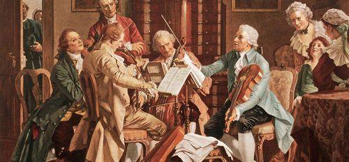 贝多芬与莫扎特之争,他居然是靠爹才走到这一步?