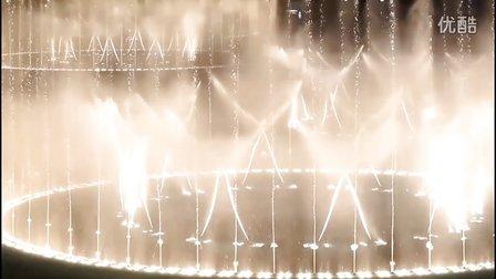 迪拜音乐喷泉 - Thriller - Michael Jackson