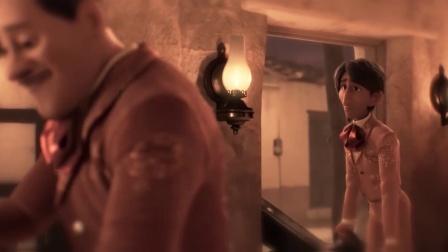 《寻梦环游记》埃克托惊觉死因揭穿歌神谋杀阴谋