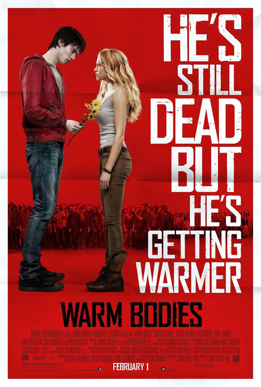 温暖的尸体