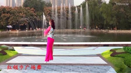 红领巾追梦广场舞《相伴一生》