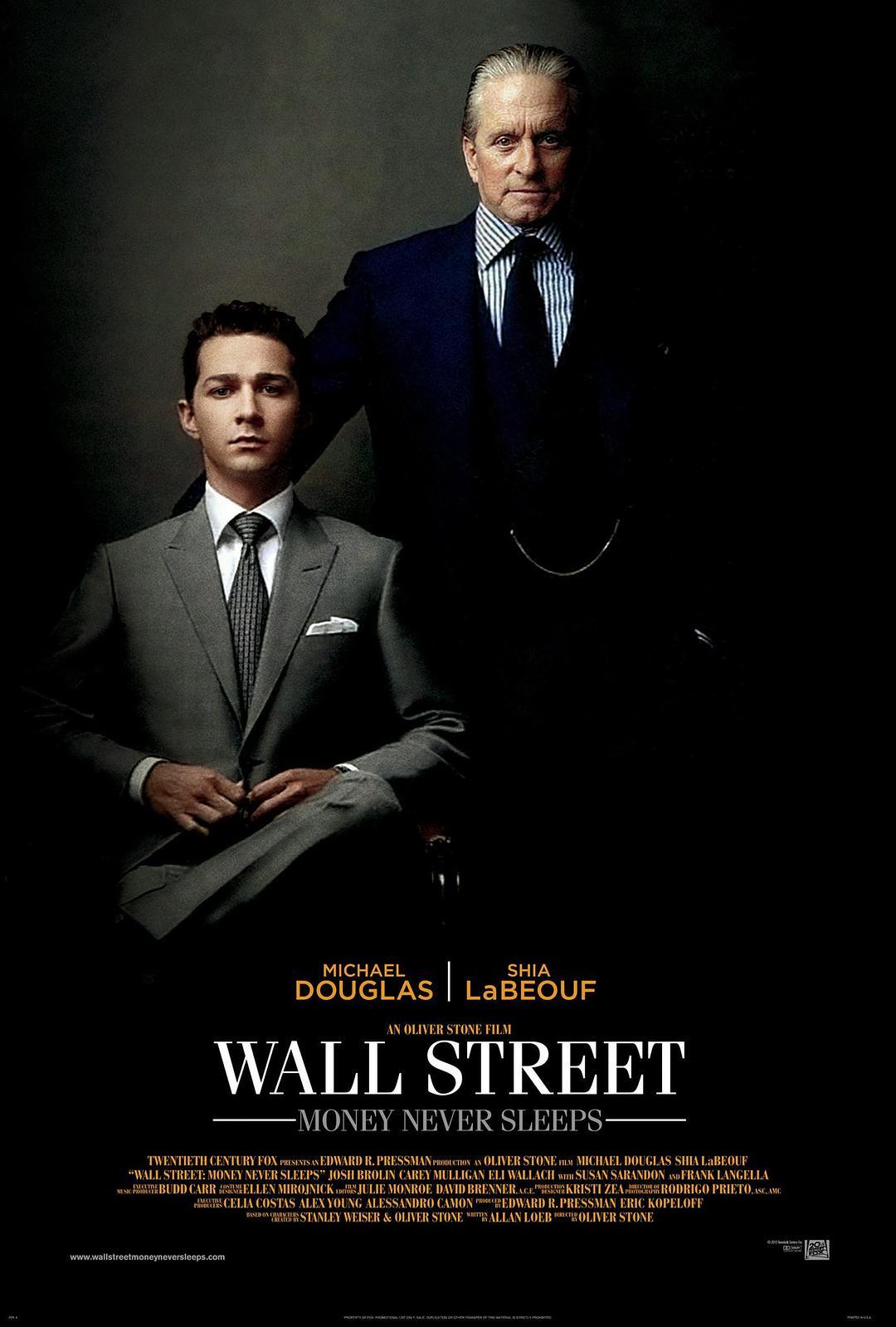 华尔街2(金钱永不眠)