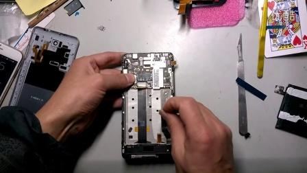 红米note3拆机视频2