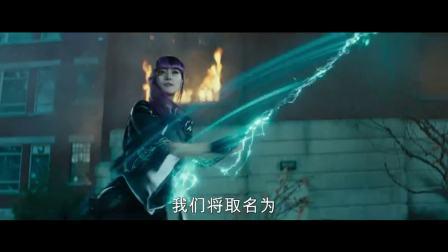 《死侍2》中文剧场预告值得期待的漫威大片