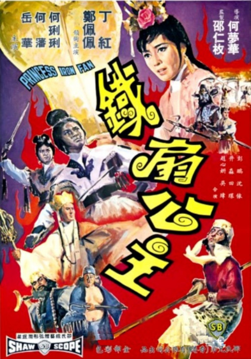 铁扇公主 1966版