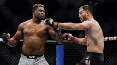 万众期待的UFC大战米欧奇vs铁血战士纳干诺