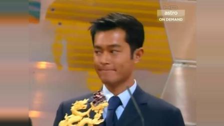 TVB90年代颜值巅峰的古天乐到底有多帅