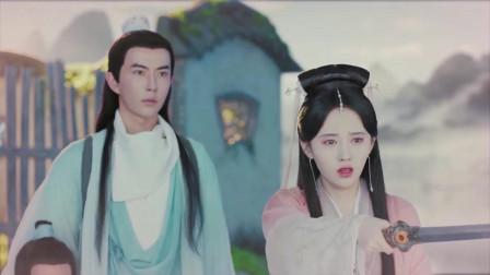 网剧《新白娘子传奇》曝片尾曲MV,鞠婧祎于朦胧执手深情