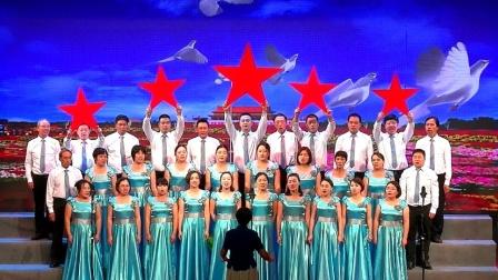 大合唱,歌唱祖国