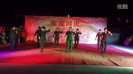 响河屯祥和广场舞《大家一起来跳舞》