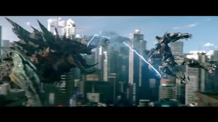 「2018预告」「动作/科幻/冒险」环太平洋2: 雷霆再起 燃爆全场