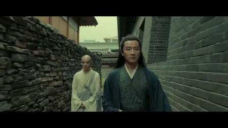 《妖猫传》贴片预告 黄轩染谷将太搭档寻妖