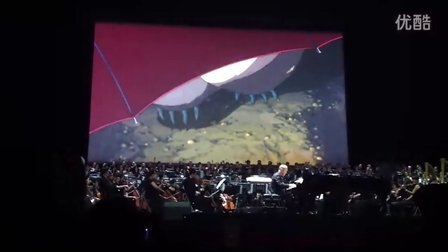久石让北京音乐会返场曲《龙猫》