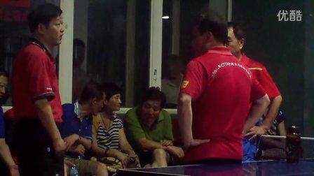"""胡永勤VS张钰琦第二局2012年""""红厦杯""""乒乓球赛4"""