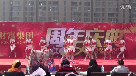 赣州奥林匹克广场舞队《大时代》决赛版