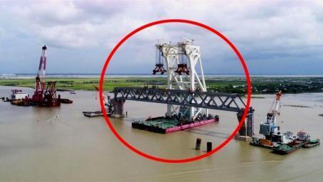 中国承接上亿工程,西方各国等着看笑话,2个月后我国再创奇迹!