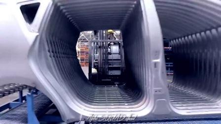 丰田卡罗拉2018 CHR 土耳其组装线