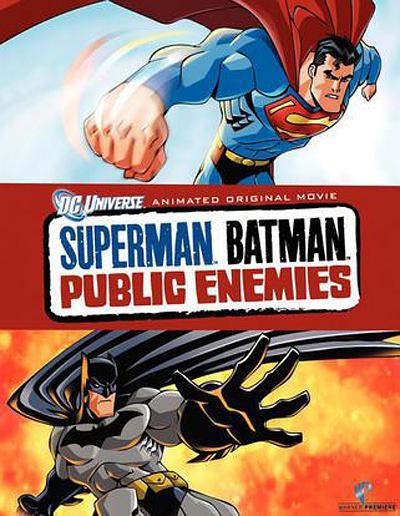 超人与蝙蝠侠(公众之敌)