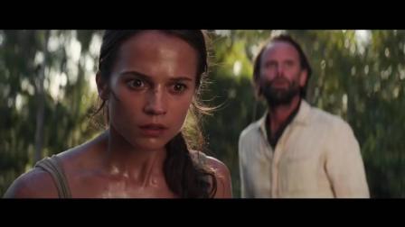 看电影《古墓奇兵》古墓丽影:源起之战,盜墓者罗拉,含大量剧透