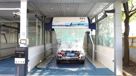 镭豹360电脑洗车机厂家报价 全自动洗车机价格多少钱