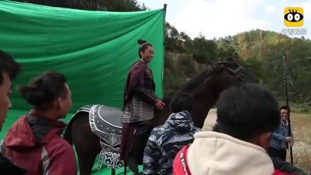 《亲爱的活祖宗》花絮:骑假马其实也是挺累的!