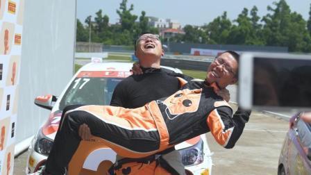 曾颖卓讲述参加赛车的心路, 上天不会欠任何人一个冠军-大家车言论出品