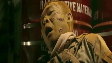 《红海行动》被导演删减片段,队长惨招核辐射,悲惨!