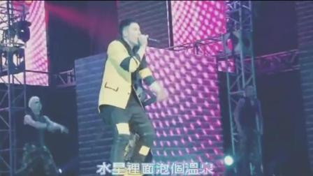 潘玮柏演唱会现场表演组曲《音浪+谁是MVP+盖世英雄》, So cool