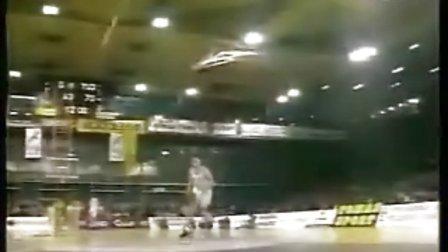 欧洲经典扣篮大赛