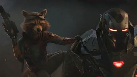 《复仇者联盟4:终局之战》IMAX版预告,能看到更多复联战服细节