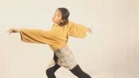 跳的太好了, 红高粱主题曲《九儿》舞蹈教学展示, 简单好学, 豆豆舞感堪比九儿