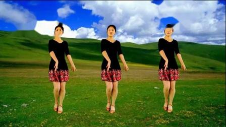 红豆广场舞精选《爱在云上飞》