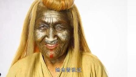 74岁的她出演《狄仁杰之四大天王》鬼夜,却意外爆红了?