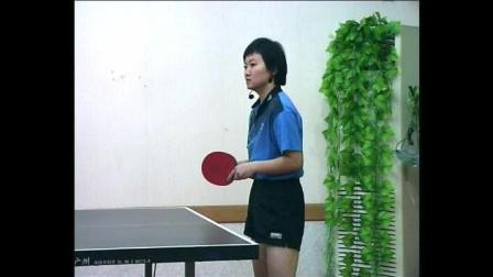 乒乓球教学: 反手快攻技巧, 三分钟教程胜过苦练三年