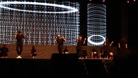 常州大学【街舞联盟】迎新晚会《天黑请闭眼》
