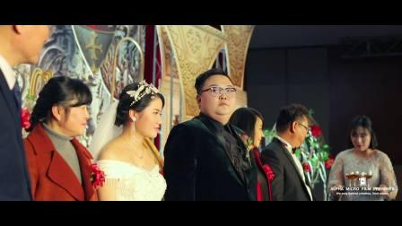 阿尔法监制 婚礼作品《许诺》罗马风