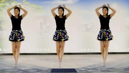 红豆广场舞《我在想你你在哪里》编舞:玫香