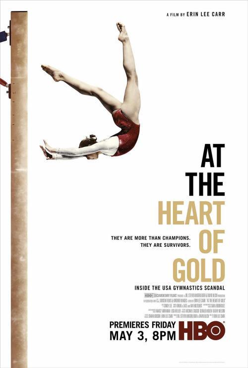 在金牌的核心(美国体操丑闻)