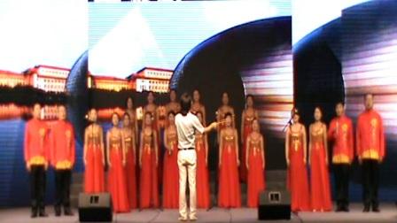 2017.9.25 河洑镇  大合唱《歌唱祖国》