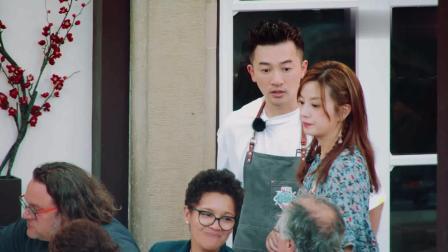 顾客焦急等待《中餐厅2》王俊凯的糖醋排骨终于吃到后一脸满足!